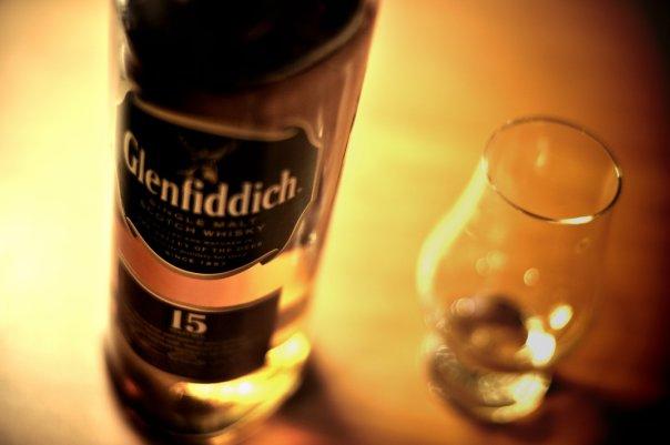 Как сфотографировать бутылку любимого алкоголя?