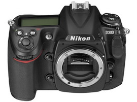 DSLR - Цифровой зеркальный фотоаппарат NIKON D300