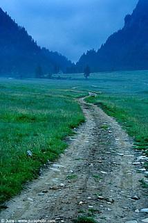 Съемка пейзажей и ландшафтов