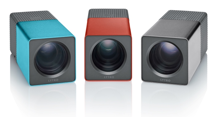 Камеры Lytro
