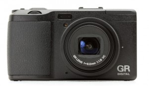 Ricoh GR DIGITAL 4 Black