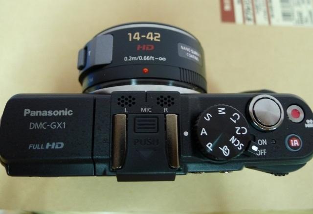 Panasonic GX1