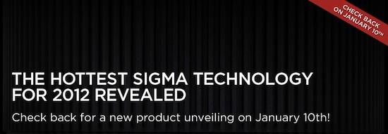 Sigma CES 2012