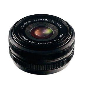 Fujifilm Lens X-Pro1 18мм f/2.0
