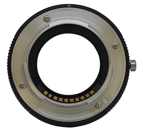 Адаптер Fujifilm для оптики Leica-M