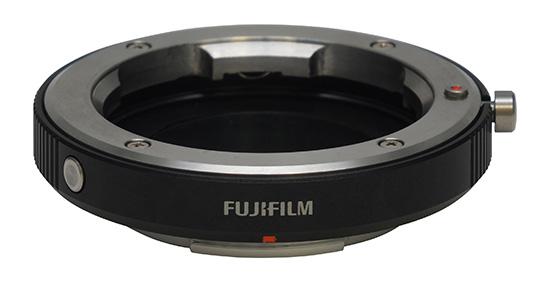 Адаптер Fujifilm для оптики Leica-M для X-Pro1