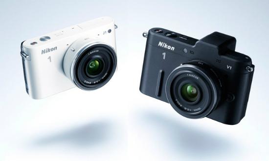 Nikon 1 J1 и V1