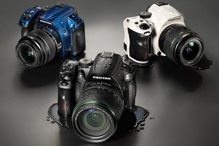 Камера Pentax K-30