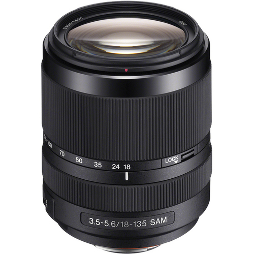 Sony SAM 18-135mm f3.5-5.6