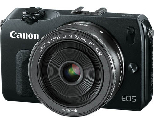 Беззеркальная камера Canon EOS M