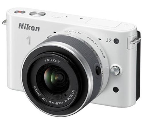 Беззеркальная камера Nikon 1 J2