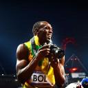 Усэйн Болт и Nikon D4
