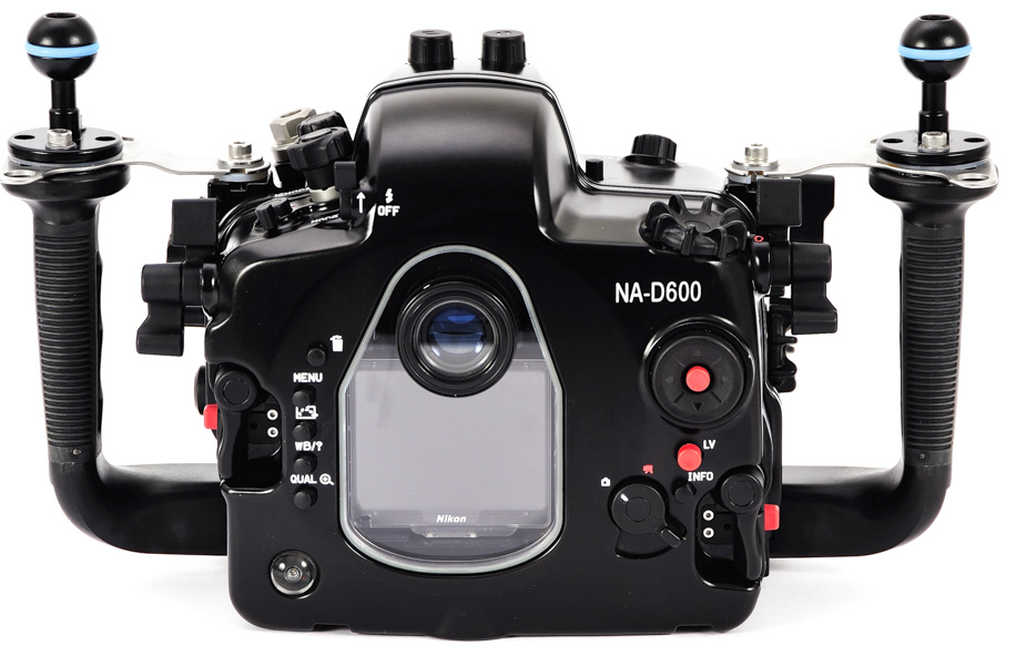 Бокс для подводной съемки Nauticam NA-D600 Nikon D600
