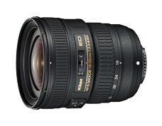 Объектив Nikkor 18-35мм f3.5-4.5G ED