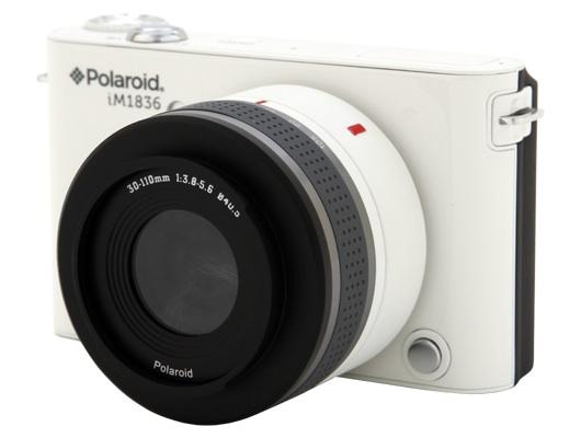 Polaroid iM1836 - первая Android-камера со сменной оптикой