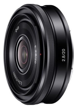Sony 20мм f2.8 SEL20F28