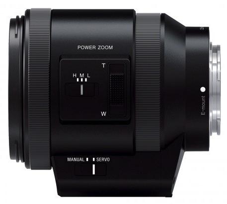 Sony PZ18-200мм f3.5-6.3 OSS SELP18200