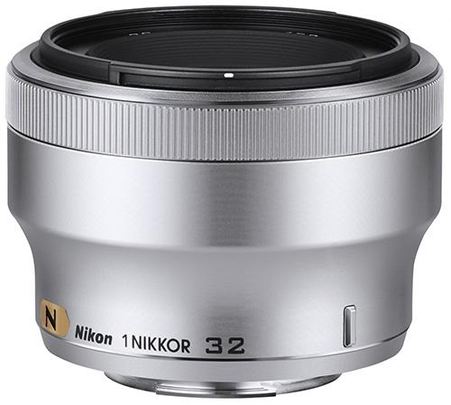 Объектив 1 Nikkor 32mm