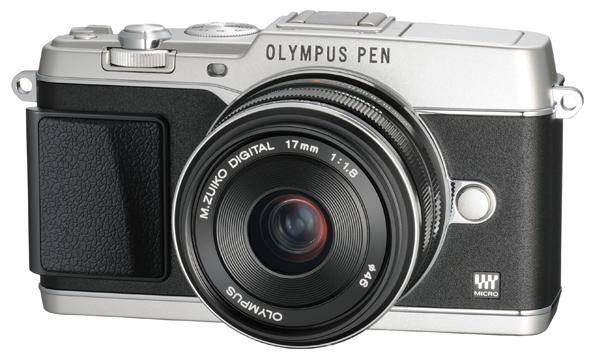 Камера Olympus PEN E-P5