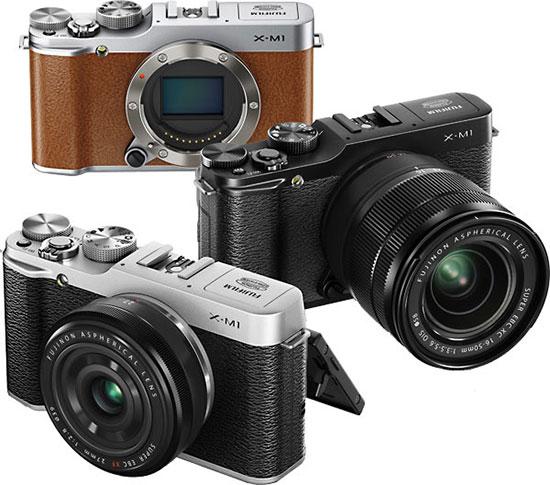 Камера Fujifilm X-M1