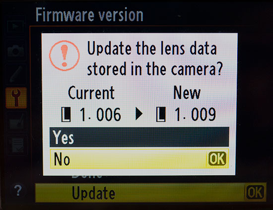 Nikon-Distortion-firmware