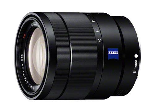 Объектив Sony Zeiss E16-70мм F4 ZA OSS