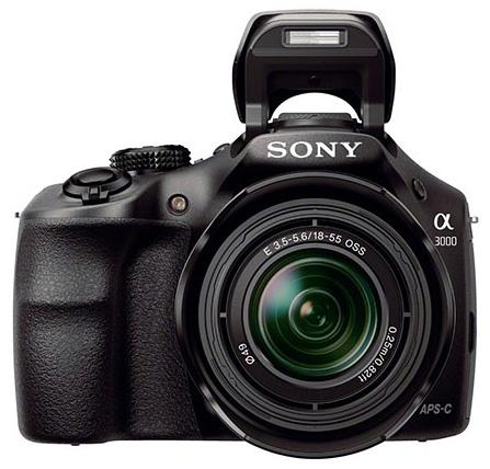 Новая камера Sony a3000