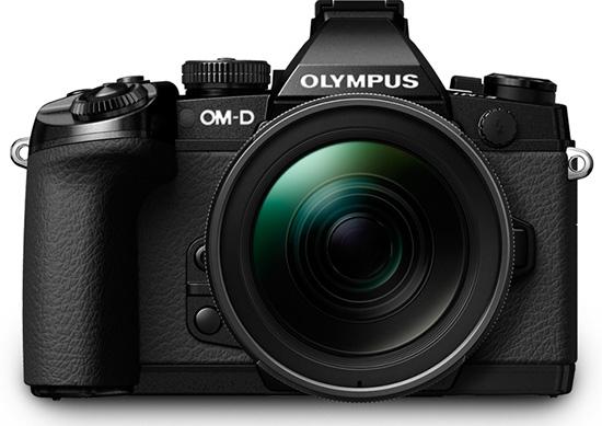 Olympus официально представил камеру OM-D E-M1
