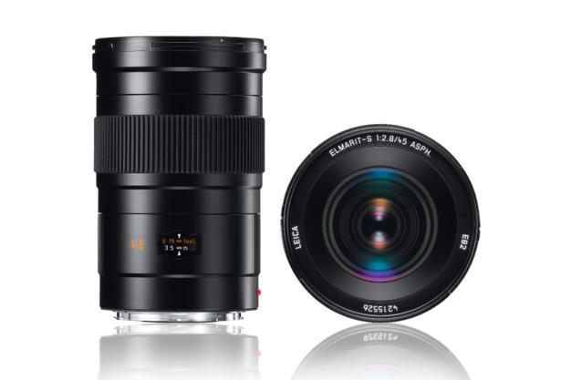 Анонс объектива Leica Elmarit-S 45мм f/2.8 ASPH
