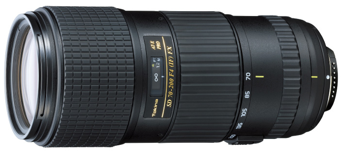 Tokina AT-X 70-200 мм f/4 PRO FX VCM-S
