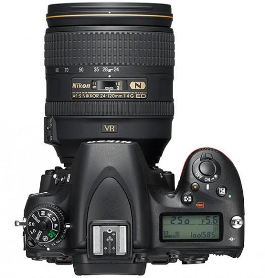 Nikon-D750-top