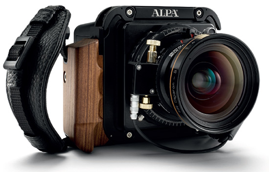 Новая цифровая среднеформатная камера от Phase One и ALPA