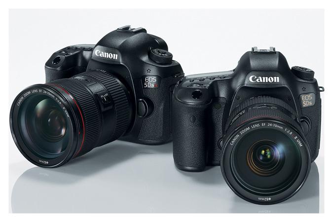 Анонс камер Canon EOS 5Ds и EOS 5Ds R